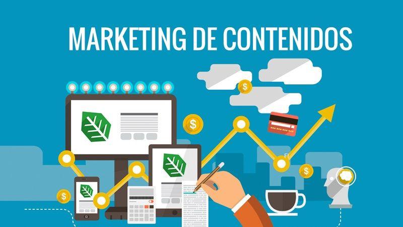 Tendencias Marketing de Contenidos